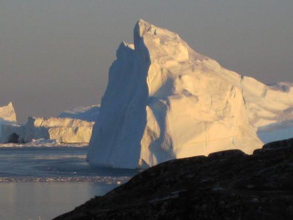Ilulissat, Greenland, 2009