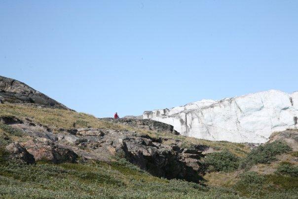 Russell Glacier, Kangerlussuaq, Greenland in 2009
