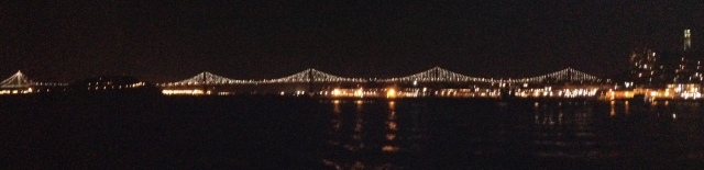 sfo at nite