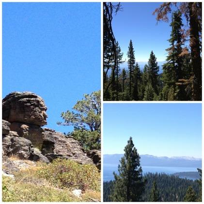 Tahoe II Collage