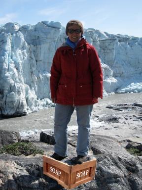 donna glacier soapbox