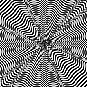 © Yganko | Dreamstime.com - Black And White Hypnotic Background. Vector Photo