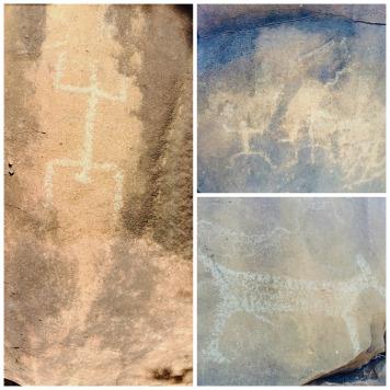 HI petroglyphs
