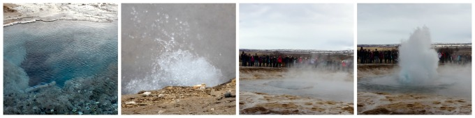 Geyser Collage