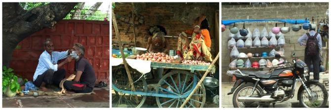 Indian tradesmen